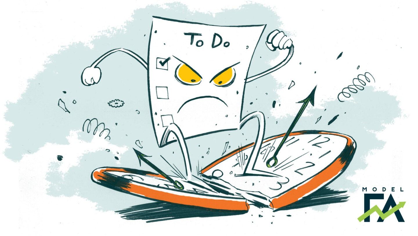 make your to-do list work for you, Is Your To-Do List Killing You?