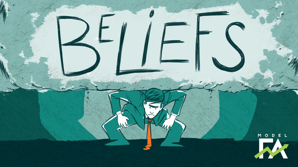 advisor self-limiting beliefs, Advisor Self-Limiting Beliefs and 3 Steps to Overcome Them