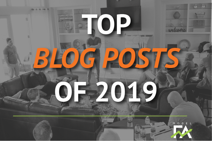 Model FA Top Blog Posts, From Launch to December: Model FA Top Blog Posts of 2019